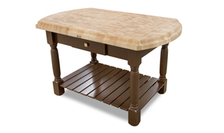 John Boos New Hannover Table