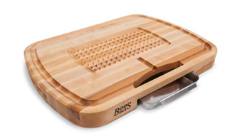 The Ultimate Carving Board