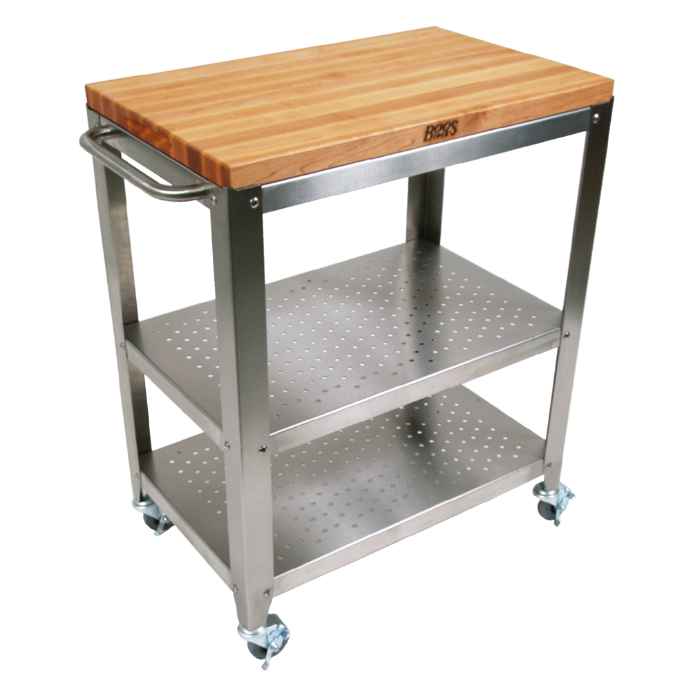 Kitchen Carts: Cucina Culinarte - Maple Removable Top, Towel ...