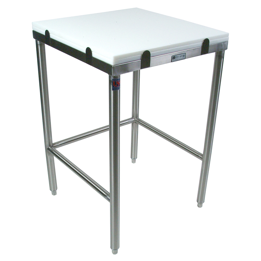 John Boos Stainless Steel Work Table
