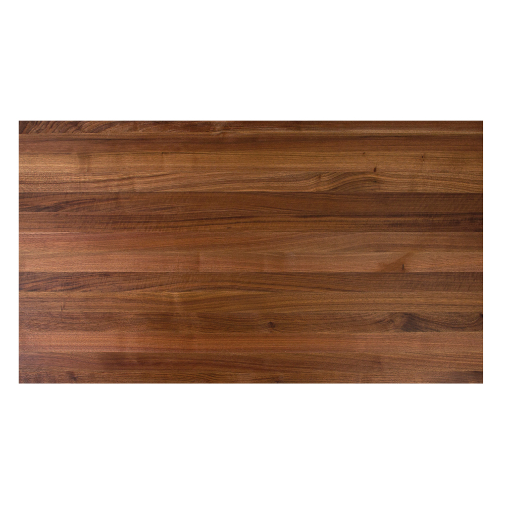 Butcher Block Countertops & Backsplashes: American Black Walnut, 1 ...