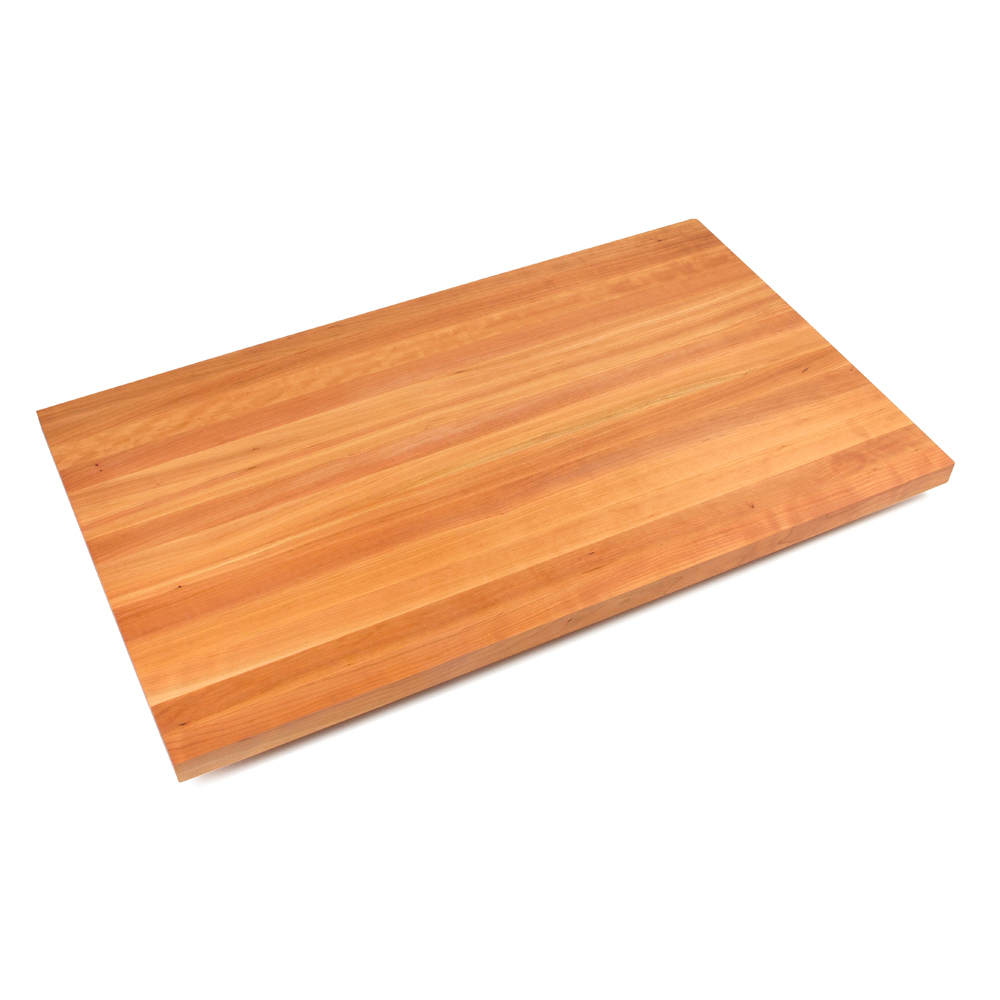 Best Finish For Butcher Block Countertop: Butcher Block Countertops & Backsplashes: American Cherry