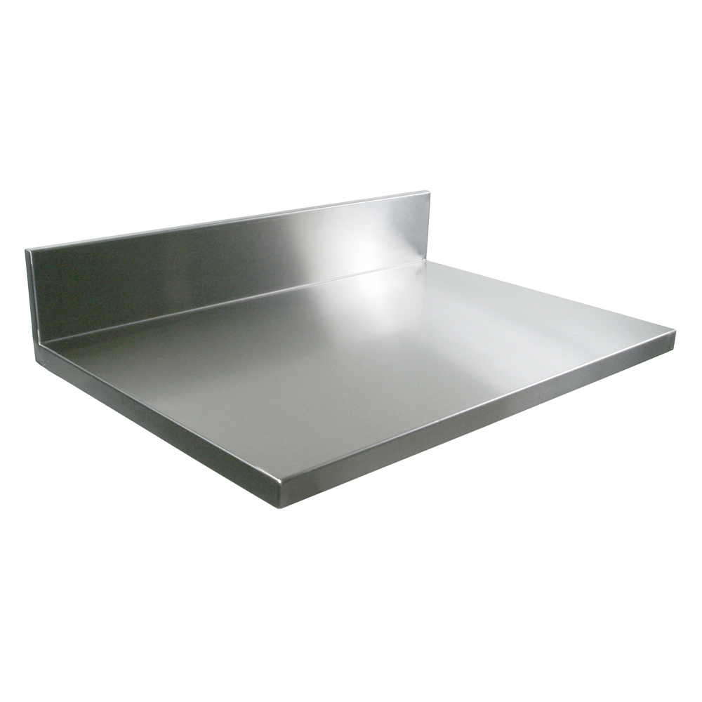 Stainless Steel Counter Tops W 6 Boxed Backsplash