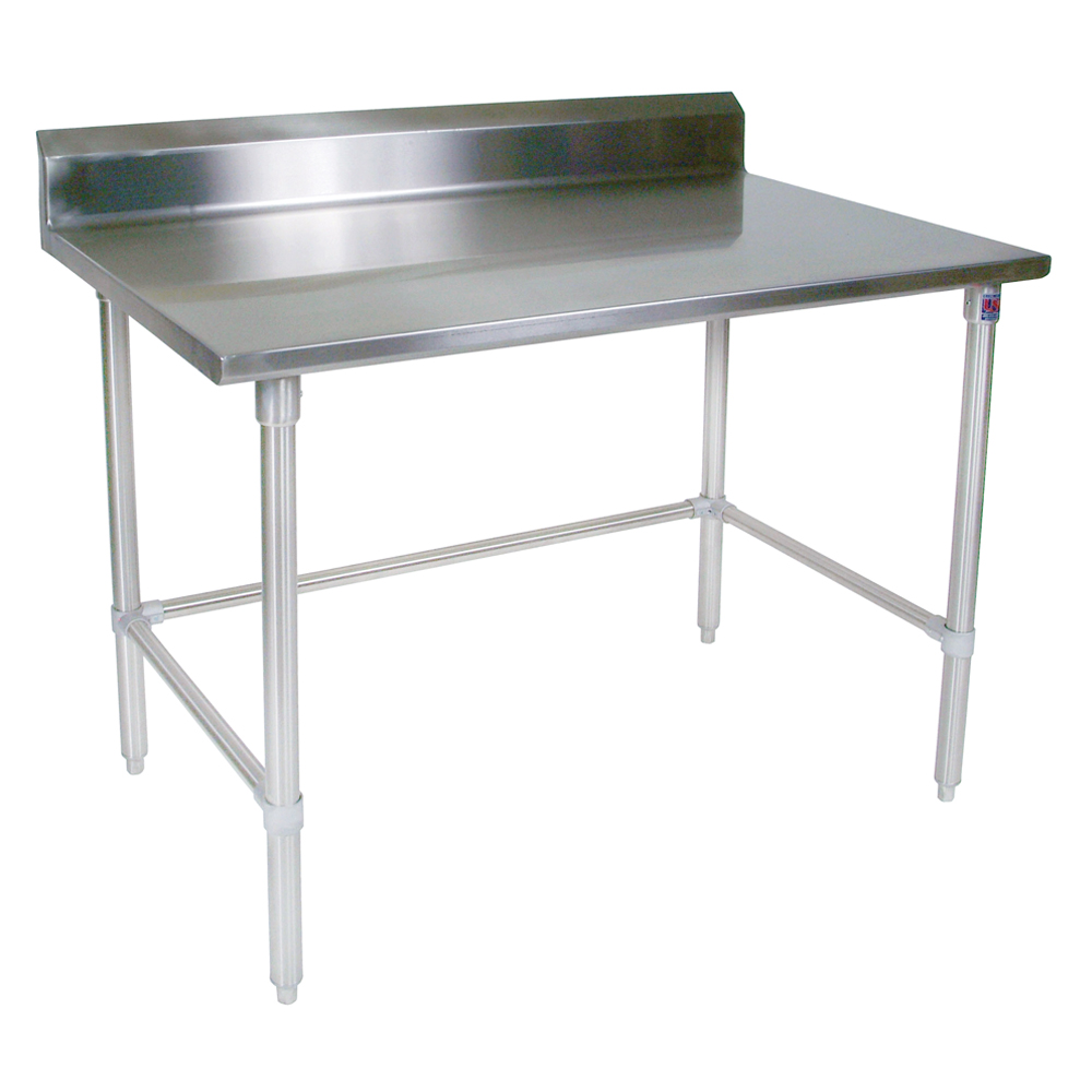 Attrayant ST4R5 GBK John Boos Stainless Steel Work Table