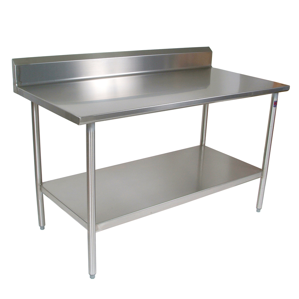 Kitchen Islands & Tables: Stainless Steel Kitchen Work Table ...