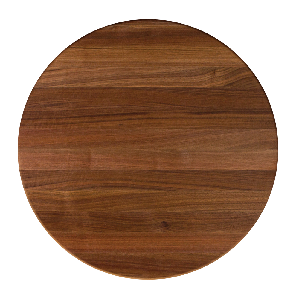 Incredible Dining Table Tops Round Solid Black Walnut Butcher Block Download Free Architecture Designs Rallybritishbridgeorg