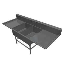 2PBPS, compartment sink
