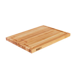 Boos Blocks Maple AUJUS Board With Juice Groove