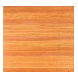 Boos Blocks Cherry Butcher Block Dining Tops - Square