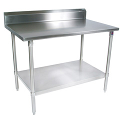 ST6R5-GSK John Boos Stainless Steel Work Table