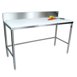 TC-6 John Boos Stainless Steel Work Table