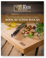 BOOS BLOCK BROCHURE