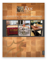 Boos Block - Gourmet Furnishings