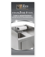 Stainless Steel Care & Maintenance