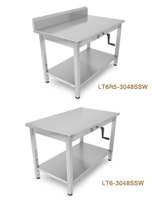 New Products - Ergo Lift Tables