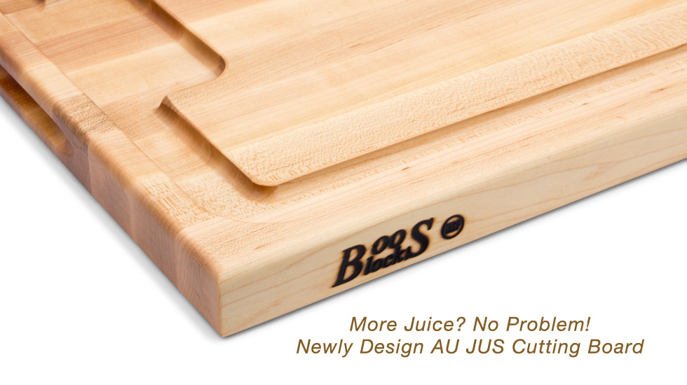 Boos Block - AU JUS Cutting Boards