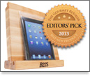 iBlock Cutting Board And Stand - Gourmet Retail Editors Choice 2013